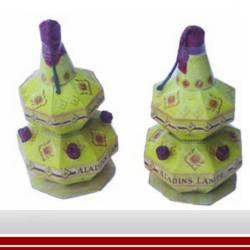 Aladins Lampe - Feuerwerk Fontänenbatterie