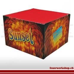 Sunset Feuerwerksbatterie