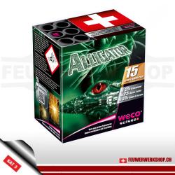 Feuerwerksbatterie Alligator