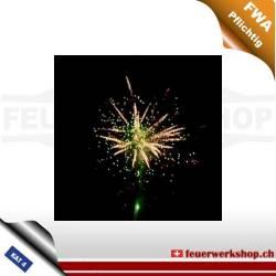 Brocade Crown King + Colorful Glitter - FWA Batterie