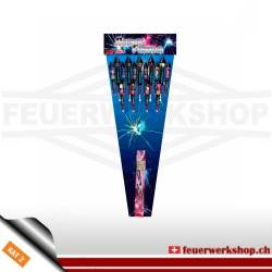 *Rocket-Festival*Raketensortiment von Weco