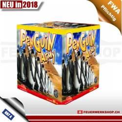 *Penguin Army* Feuerwerkskörper FWA