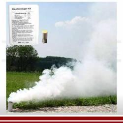 Rauchpatrone AX-18, Parfümiert, weiss