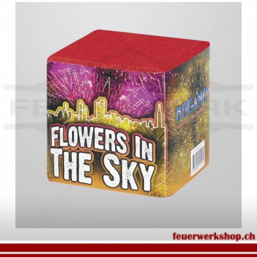 Feuerwerksbatterie Flowers in the Sky