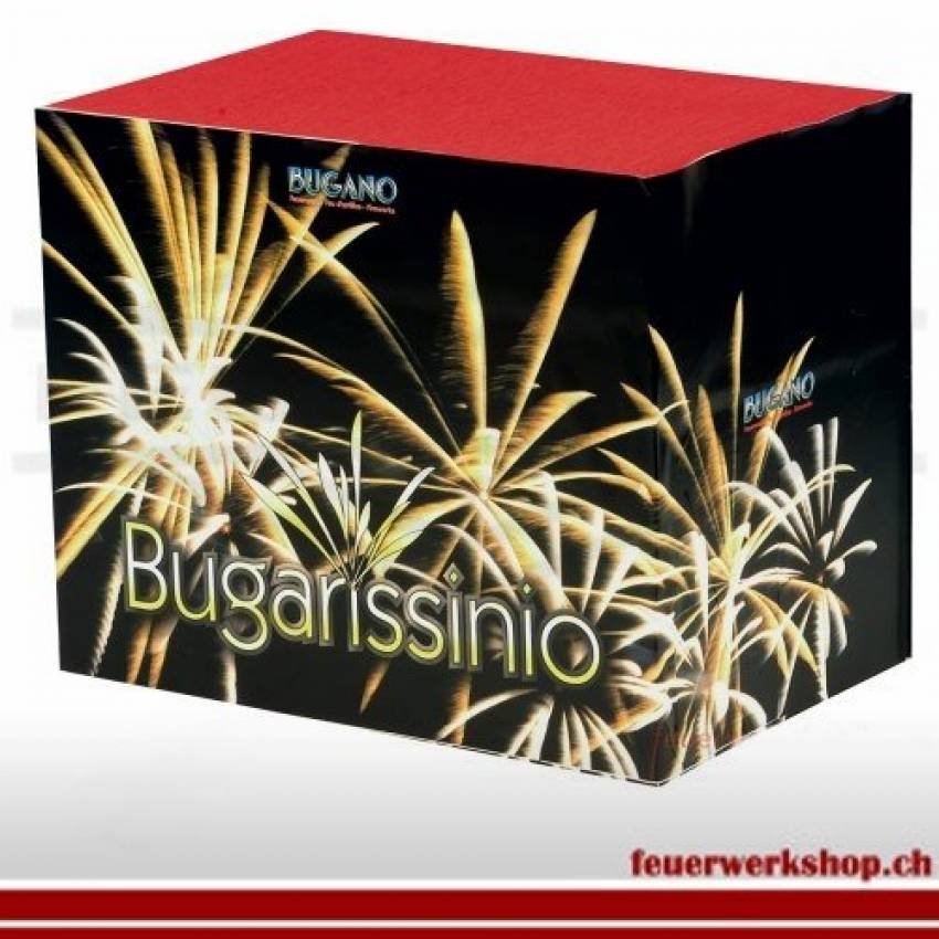 Feuerwerksbatterie Bugarissinio