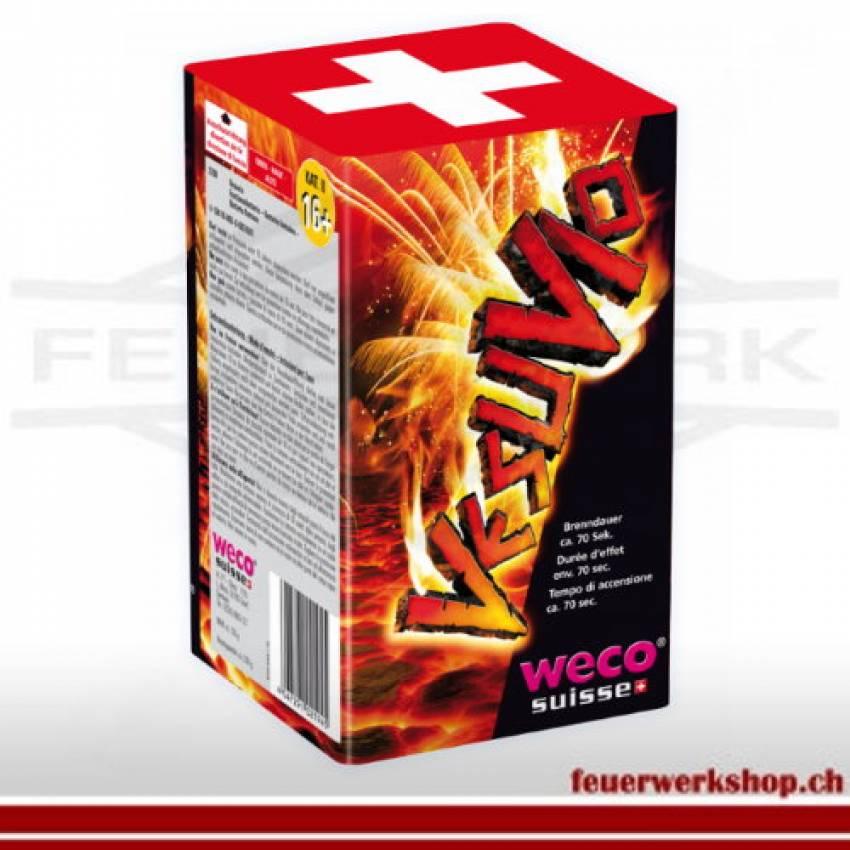 Fontänenbatterie *Vesuvio* von Weco