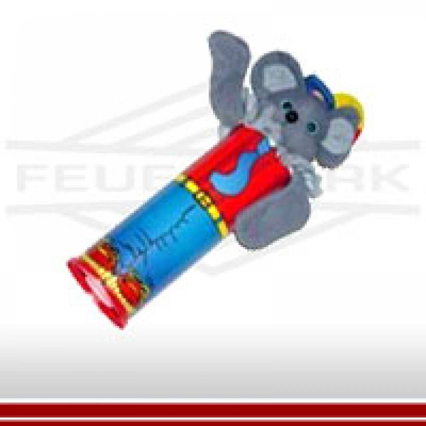 Figurentischbombe Maus