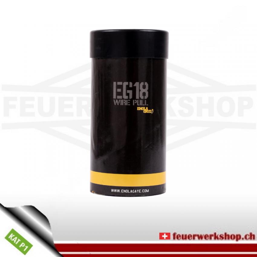 Enola Gaye Rauchgranate Maxi EG 18 Gelb