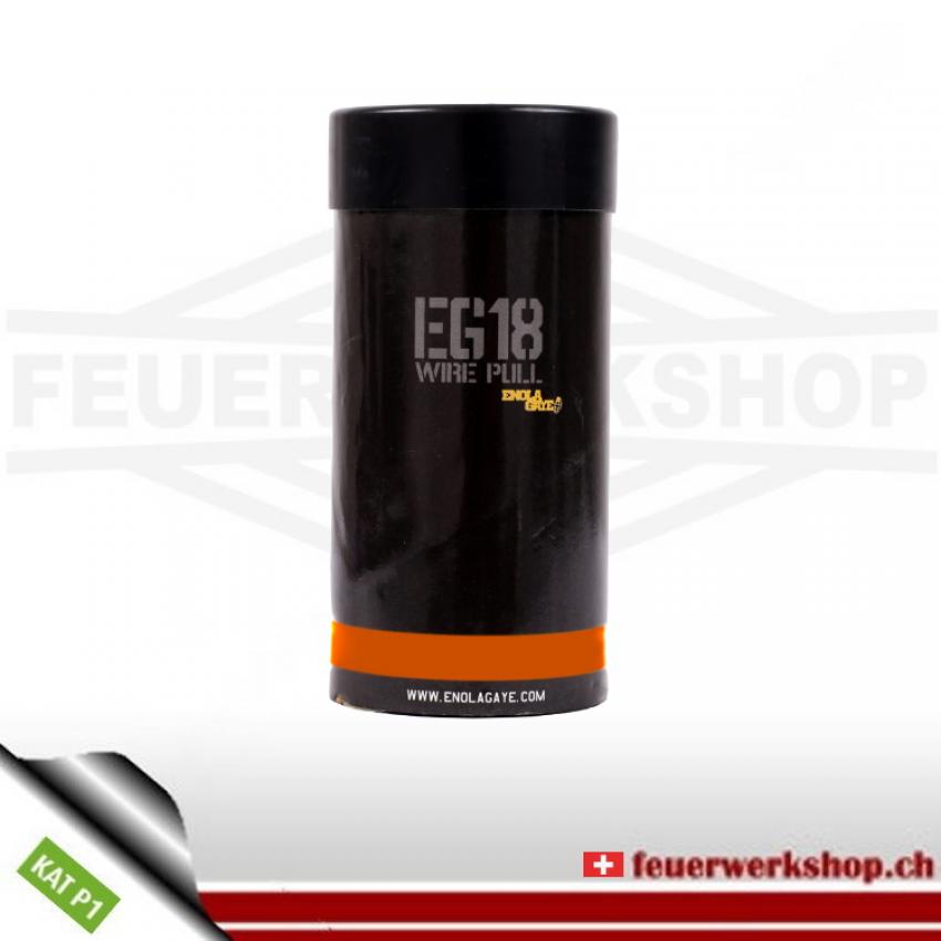 Enola Gaye Rauchgranate Maxi EG 18 Orange