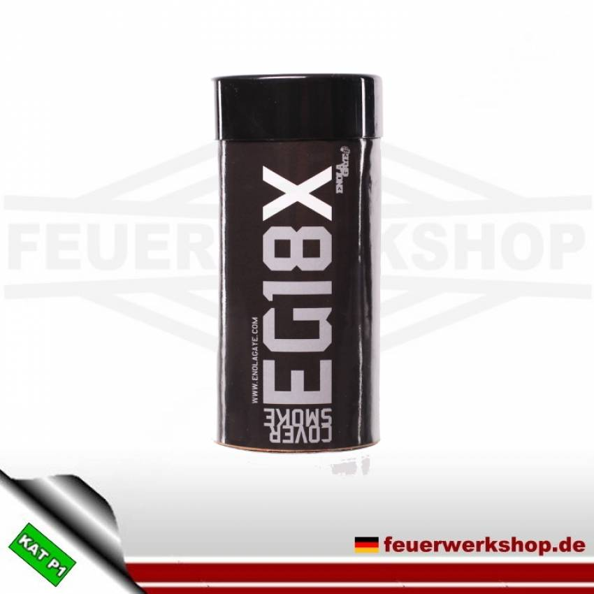 EG18X Military Rauchbombe in weiss von Enola Gaye