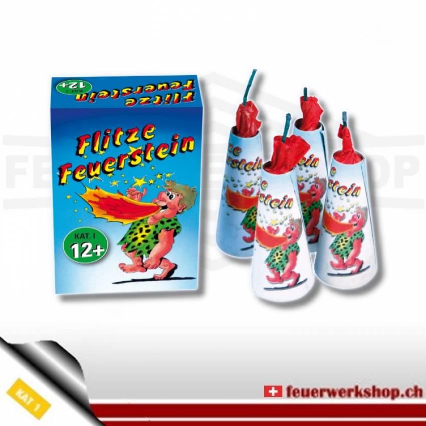 Mini-Feuerwerkvulkane *Flitze Feuerstein*