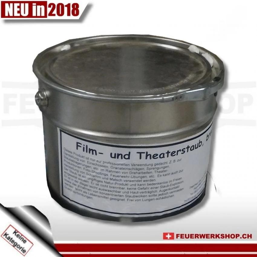 Film- und Theaterstaub Braun