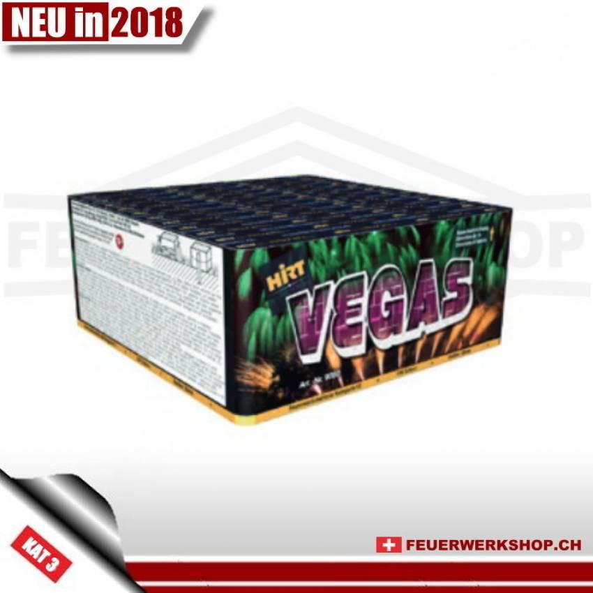 Feuerwerk *Vegas*