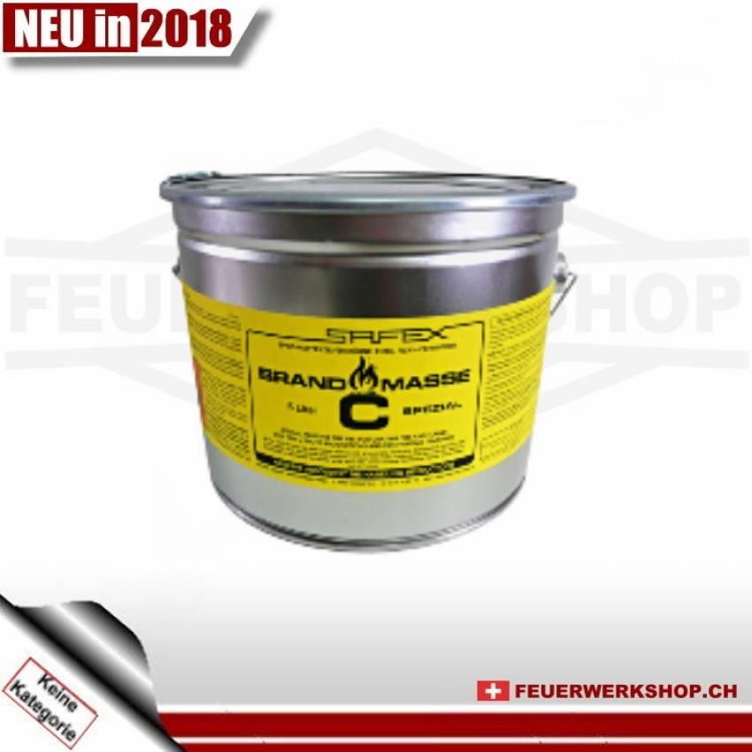 SAFEX® Brandmasse C Special (5 Liter)