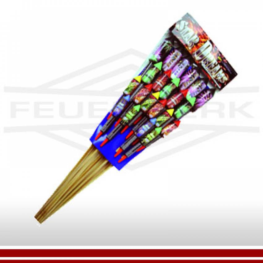 Feuerwerk Raketensortiment *Star Dreams*