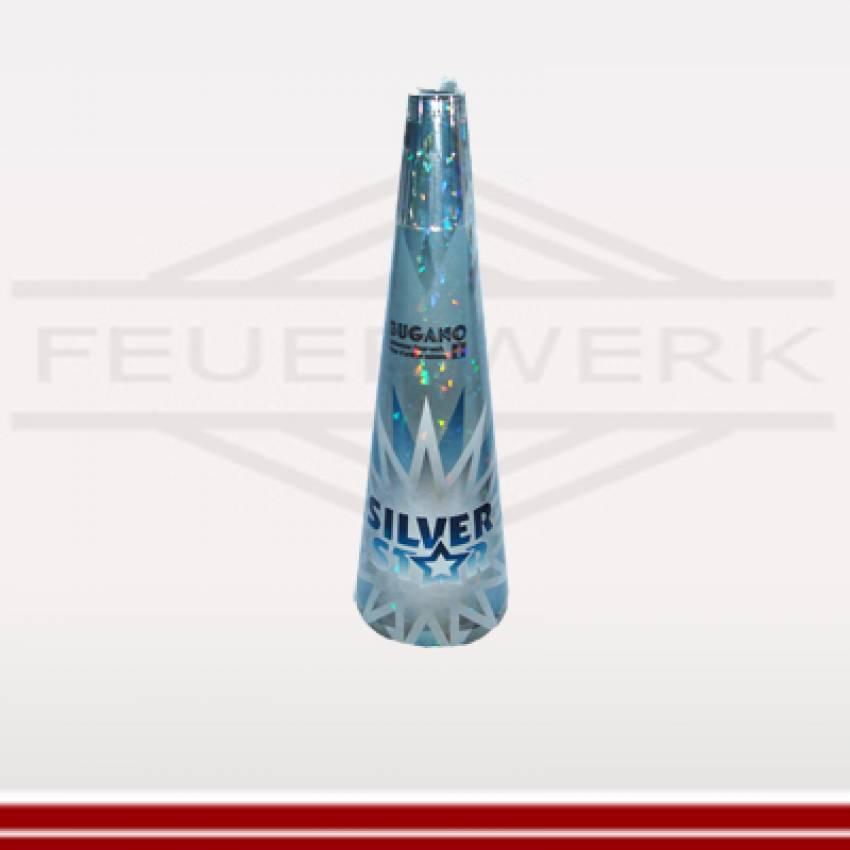 Silver Star Feuerwerksvulkan