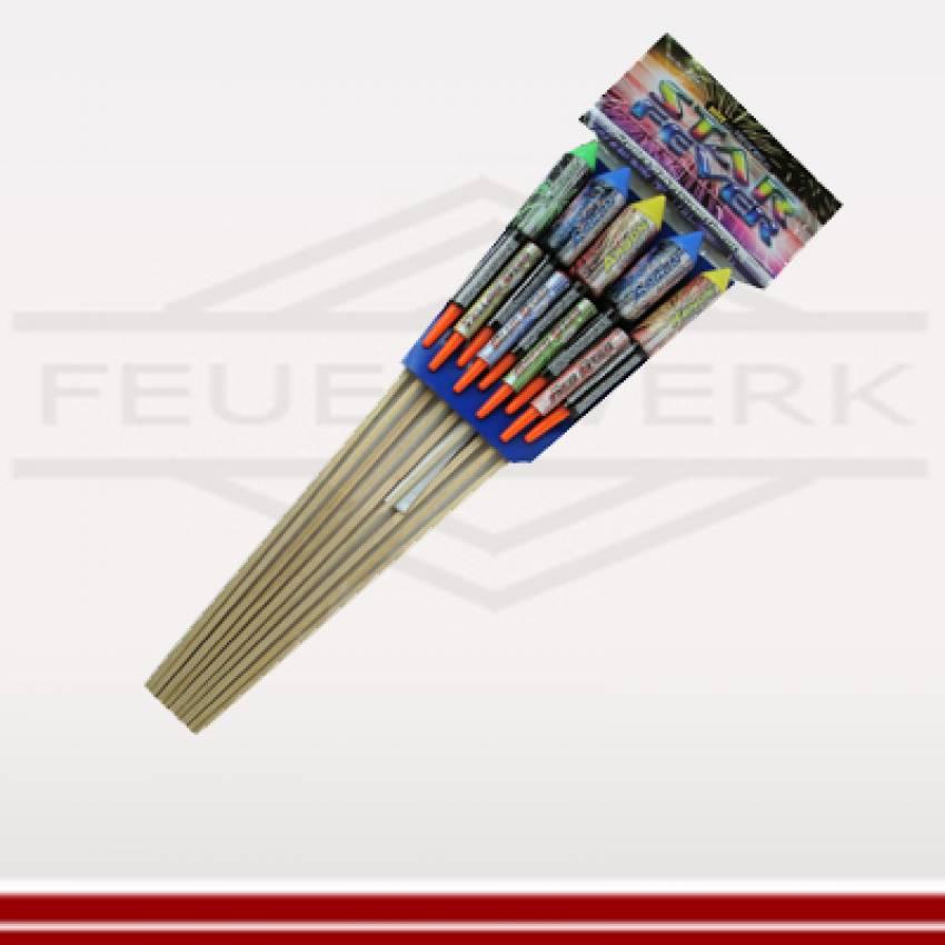 Star Fever - Feuerwerk-Raketensortiment