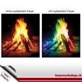 Mystisches Feuer