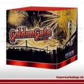 Feuerwerksbatterie Golden Gate