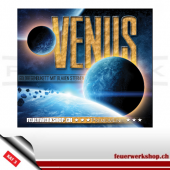 Feuerwerksrakete Venus  (Tokyo)