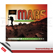 Feuerwerksrakete *Mars*