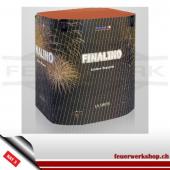 Finalino Gold - Feuerwerksbatterie
