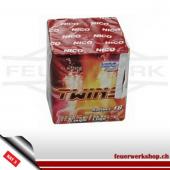Twin Stars (Twins) Feuerwerksbatterie