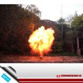 Explosionssimulator