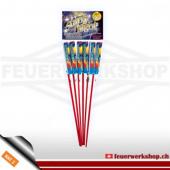 Starry Night Rockets - Silvesterraketen von Weco