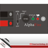 *AlphaFire 12Q* 12 Kanal Funkzündanlage (Vers. 8)