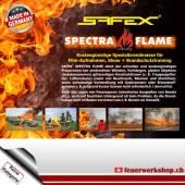Brandmasse F - Spectra Flame von Safex