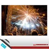 RTG Airburst - Goldflimmer 2 - Bühnenblitz