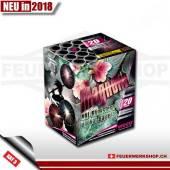 *Magnolia* 20-Schuss-Feuerwerk-Batterie von Weco