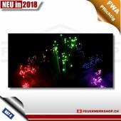 Feuerwerk *Single Line – Rainbow Mines*