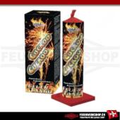 Cuckoo Feuerwerk Fontäne