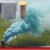 Rauchpatrone AX-60-Set, Grün