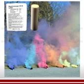 Rauchpatrone AX-18-Set, gemischt