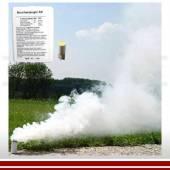 Rauchpatrone AX-18-Set, weiss