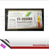 Squibs Filmeffektzünder - Pyrotechnik